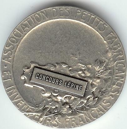 Parasolauto Médaille pile